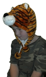Kids Tiger Hat