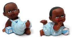 Ebony Baby Boy Two Assorted Styles