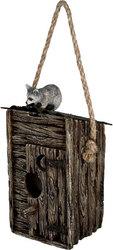 Outhouse/Raccoon Birdhouse
