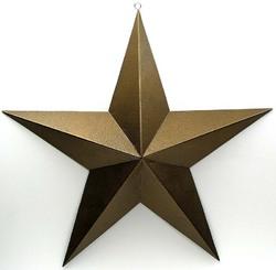 "24"" Gold Star"