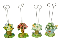 Flower MemoPhoto Holder