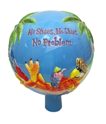 Garden Globe - No Shoes, No Shirt, No Prob