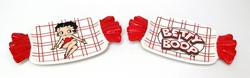 Category: Dropship Collectibles, SKU #0179-36880, Title: Betty Boop Classic Plates Set of 2