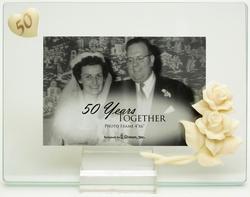 Roman 50th Anniversary Frame