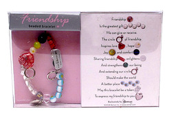 CLOSOUT Friendship Beaded Bracelet - Adult