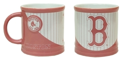 Boston Red Sox MLB Pink Mug 15oz