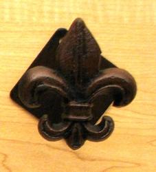 FDL Cast Iron  Handbag Hook