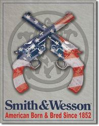 American Born & Bred - Smith & Wesson