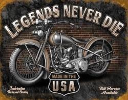 Legends - Never Die