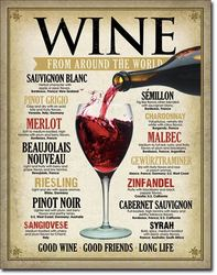 """WINE""  Around the World"