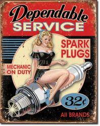 Dependable Service Spark Plugs