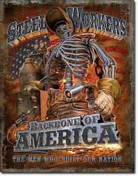 BACKBONE OF AMERICA