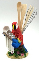 Parrot Tool and Measuring Spoon Set