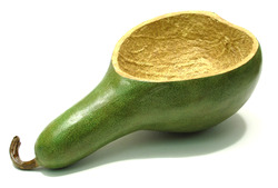 Gourd Candy Dish - Green