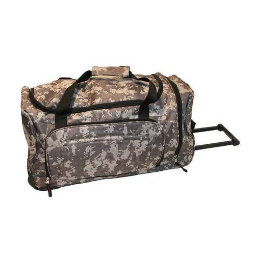Camo Wheel Bag