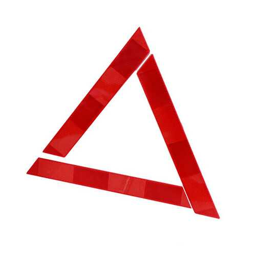 Reflective Triangle