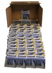 Case of 192 AAA Batteries