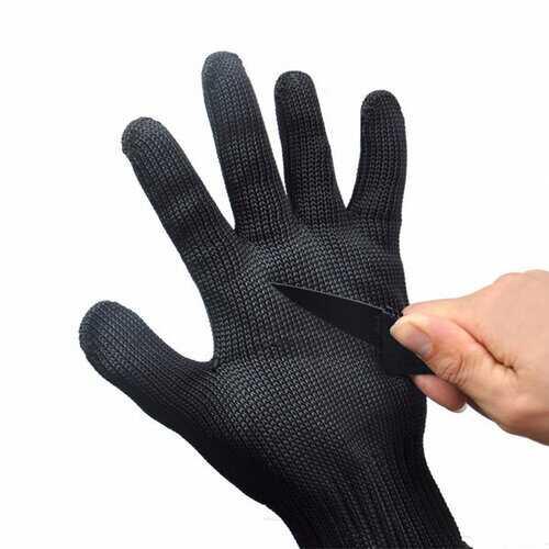1 Pair Knife Cut Resistant  Garden Gloves