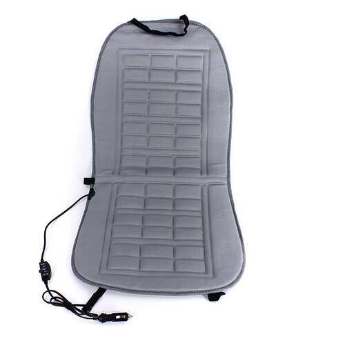 12V Car Front Seat Hot Heated Pad Cushion Winter Warmer Cover Home Office Chair Cover