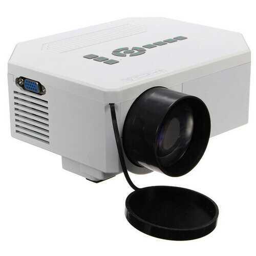 Mini Projector 1080P HD Multimedia
