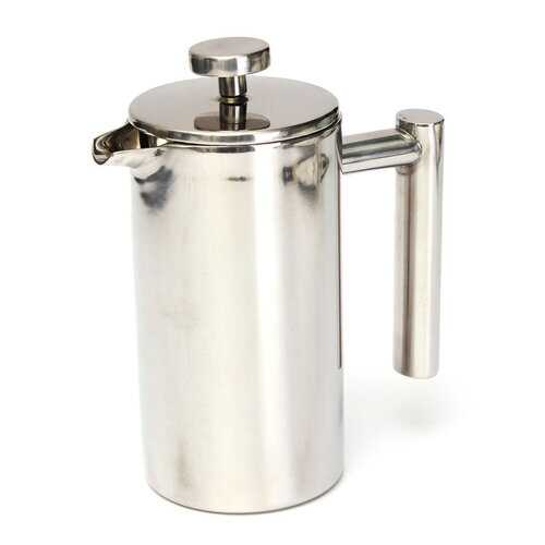 350ml Doublewall Stainless Steel Coffee Plunger