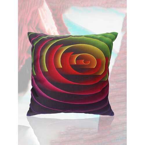 45x45cm Gorgeous Color Cotton Pillow Case Sofa Waist Throw Cushion Cover Home Decor