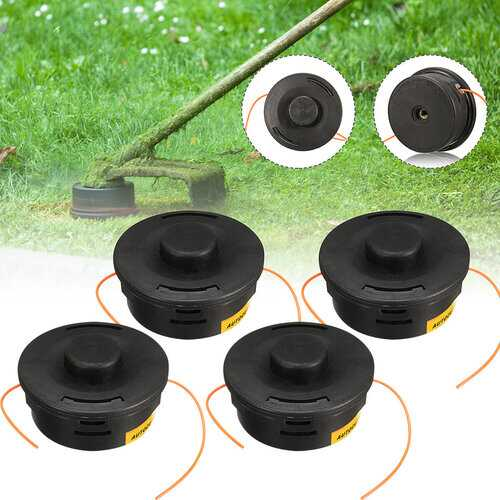 <US Instock>4x Weed Eater String Line Trimmer Head Brush Cutter For STIHL FS40 44 45 106 108