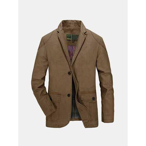 Business Casual Jacket Coat for Men