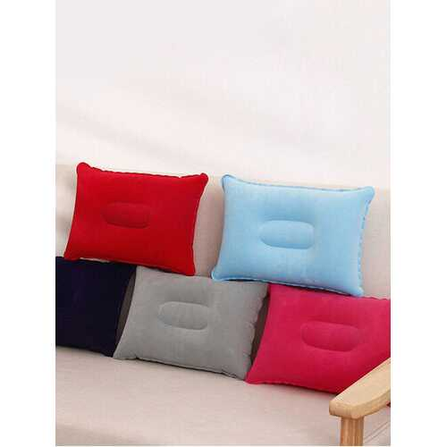 Double Sided Inflatable Pillow