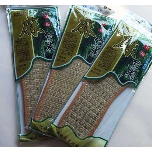 Summer Women And Men Bamboo Charcoal Deodorant Shoes Insoles