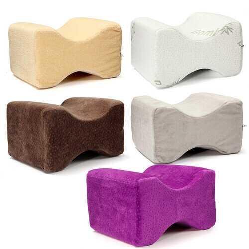 26X20X15cm Memory Foam Knee Leg Pillow
