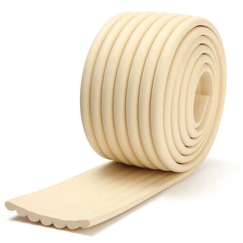 2 Meters Safety Table desk Edge Corner Cover Cushion Guard Strip Softener Bumper Protector