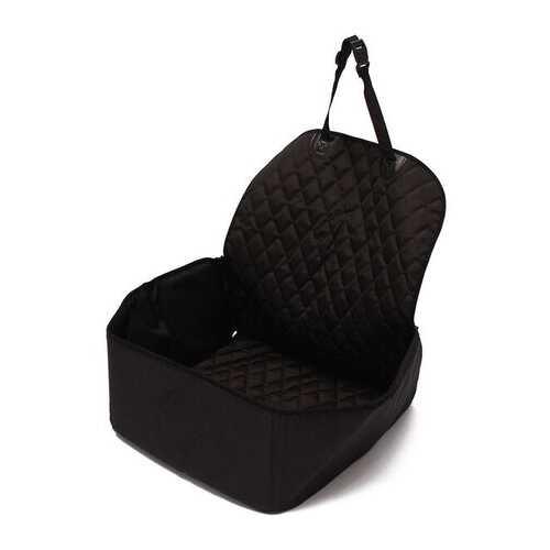 Pet Travel Auto Front Basket Mat Vehicle Dog Car Seat Cover