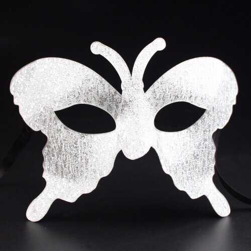 Halloween Masquerade Acrylic Performance Mask