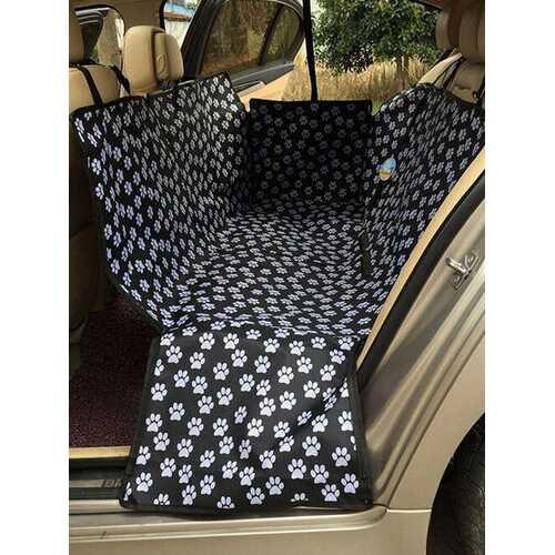 130*150*55cm Pet Car Seat Cover Dog Safety Mat