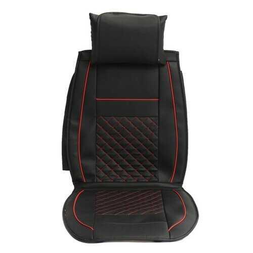 10pcs PU Leather Car Seat Cover