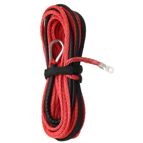 15m Car Road Vehicle Synthetic Winch Line