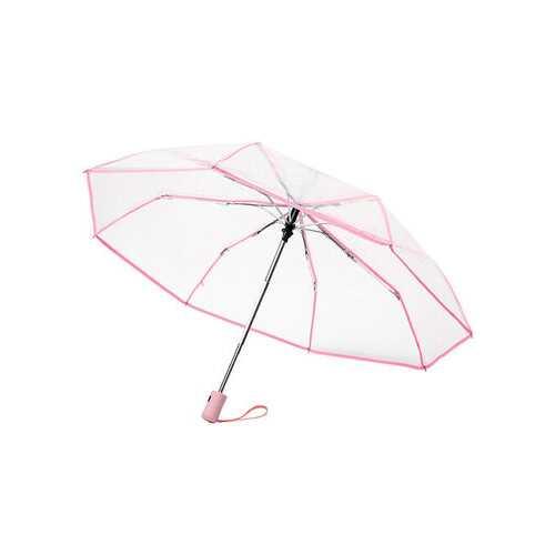 Automatic Windproof Transparent Umbrella