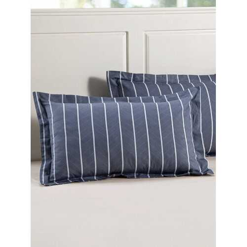 1 Pc 100% Cotton Multicolor Pillow Case Cover Simple Design Pillowcase Bedding Accessories