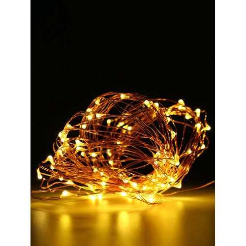 10M 100 LED Fairy String Light Christmas