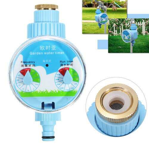 Automatic Garden Water Timer Controller