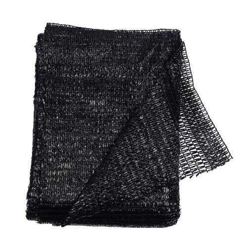 Agfabric 50% Sunblock Shade Cloth UV Resistant Fabric Tarp Cloth 6 1/2x20ft Garden Growing