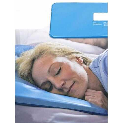 Pillow Cooling Pad Sleeping Therapy