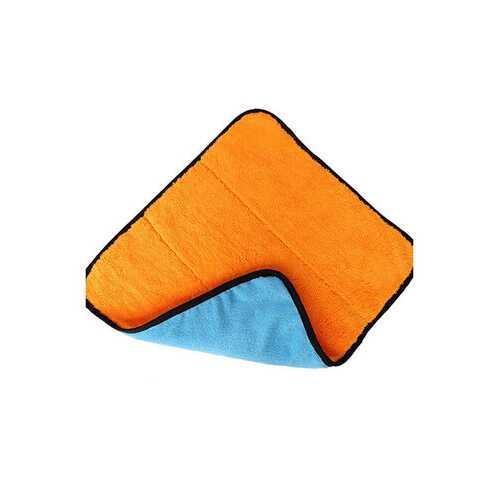 38x45cm Thicken Coral Velvet Towel Scrubbing Car Clean Cloth