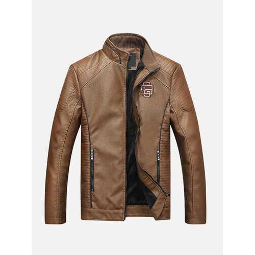 Biker PU Leather Jackets