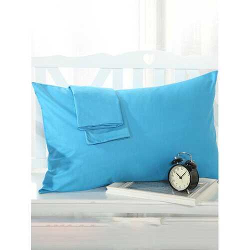2Pcs Cotton Pillow Case Cover Pillowcase