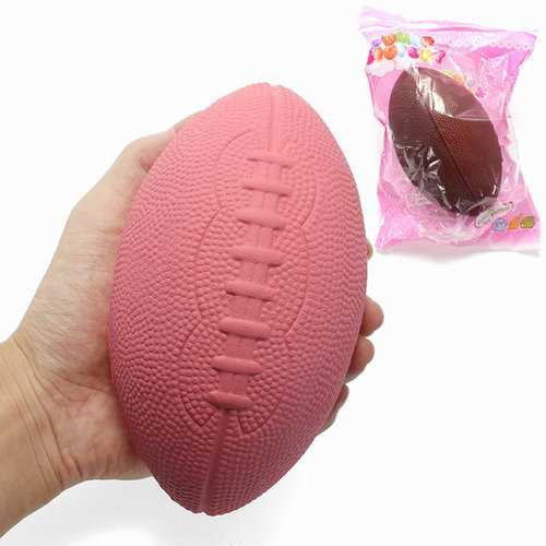 Football Rugby Squishy Toys Gift Decor Toy