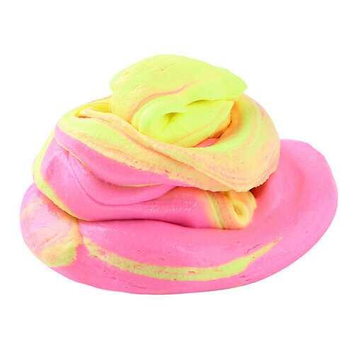 DIY Fluffy Floam Slime Squishy