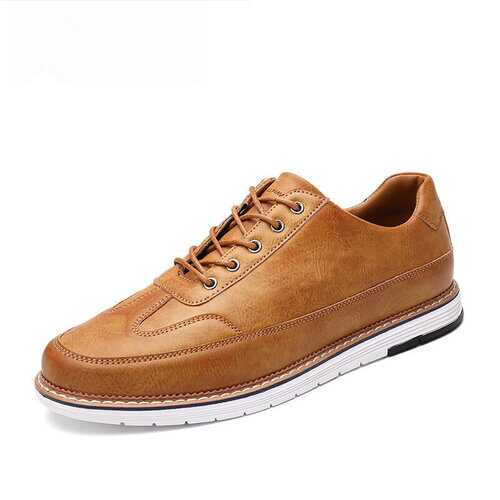 British Style Casual Skateboarding Shoes