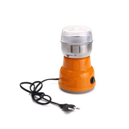 220V Semi-automatic Household Small Coffee Grinder